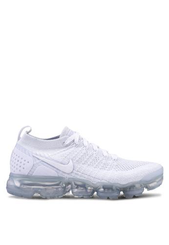 Nike white W Nike Air Vapormax Flyknit 2 Shoes 4B03ASHB658E26GS_1
