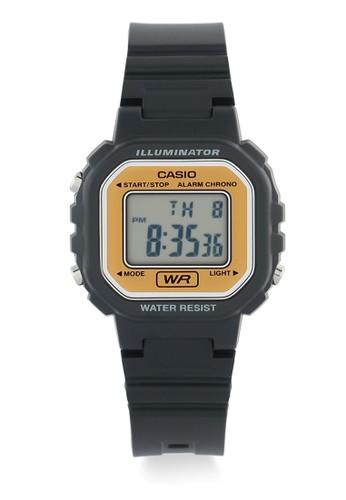 Casio black Women Digital Watches LA-20WH-9ADF CA347AC0V9HRID_1