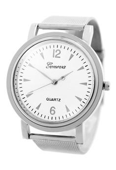 Geneva Micah Women's Stainless Steel Watch BUS054