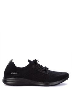 4d2a2d5350 Fila black Decent Running Shoes 7B75ESHF1B90EDGS 1