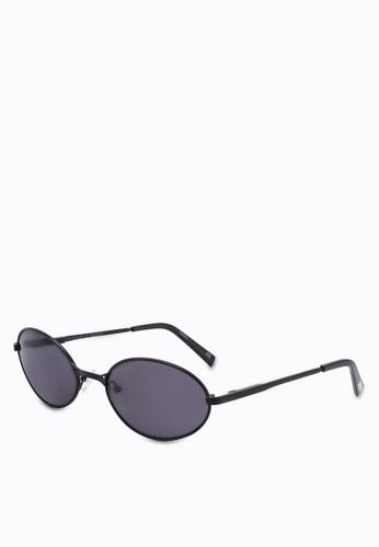Le Specs black Nowhere 1902071 Sunglasses C062FGLB110B6EGS_1