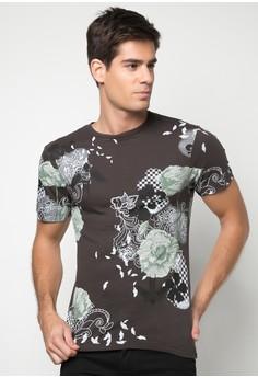 Men's Full Print Tee