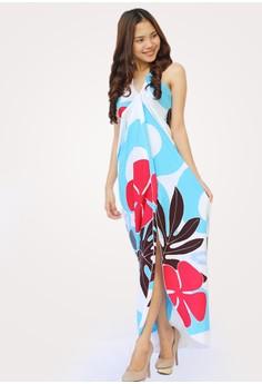 Nasibee Maxi Dress Floral