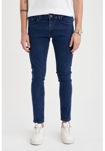 DeFacto blue Skinny Jeans 08507AA6B15473GS_1