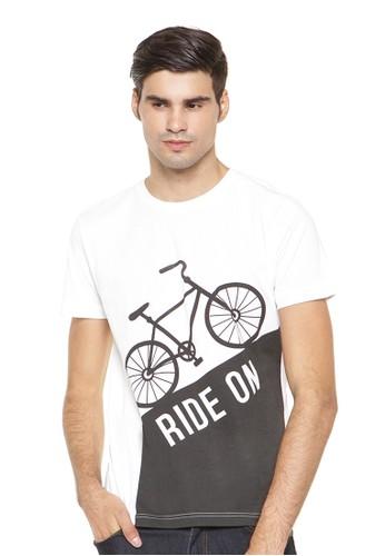 Poshboy T-shirt Print Cycle