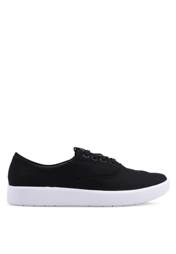 Keds black Studio Leap Studio Jersey Sneakers KE942SH0STEGMY_1