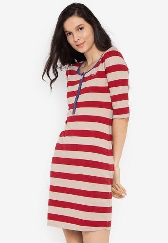 e09b6abebe Shop Le Tigre Striped Dress Online on ZALORA Philippines