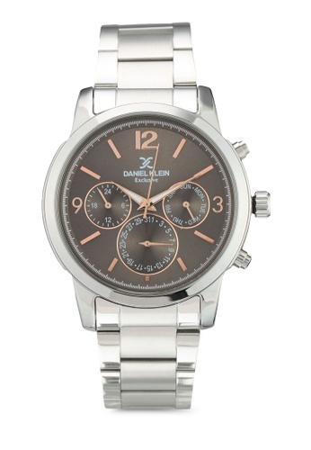 Daniel Klein silver Daniel Klein Silver Male Watches - DK11578-4 05357AC0A7E16AGS_1
