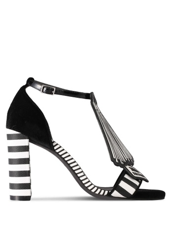 House of Avenues black Make It Pop Again Heels 84C12SH237CD0EGS_1