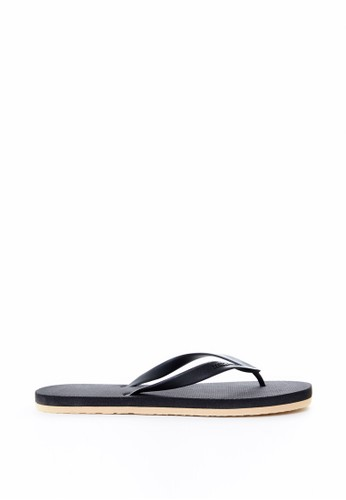 Tendencies black Tendencies Sandal BLACK MIX RUBBER FLIP FLOP TE953SH73PWKID_1