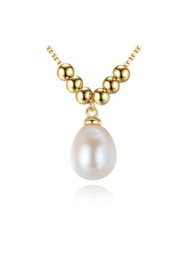 SUNRAIS silver High-grade colored stone silver fashion necklace 18BD7ACC4BCAA9GS_1