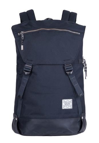 Caterpillar Bags & Travel Gear black Essential Rebel Backpack L CA540AC02EHPHK_1