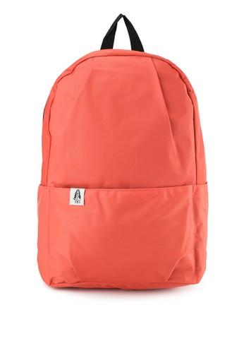 Hush Puppies orange Backpack 912 C159BACA8609DBGS_1