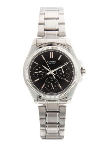 LTP-2088D-1AVDFesprit hk 不銹鋼女錶, 錶類, 飾品配件