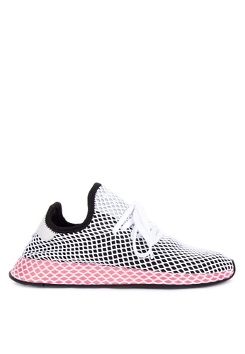 sports shoes 4a421 6f2c3 Shop adidas adidas originals deerupt runner w Online on ZALORA Philippines