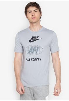 reputable site 0785a ed513 Nike grey As M Nsw Tee Cltr Af1 1 77D2DAA14B5DE7GS 1