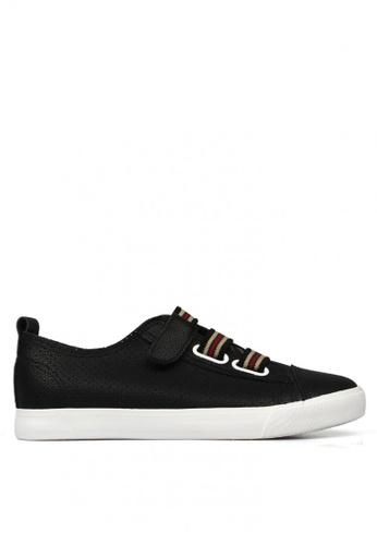 New York Sneakers black Orv Q9710 Men's Low Cut Shoes 8B511SHFEF422EGS_1