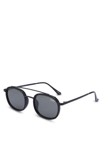 Quay Australia black GOT IT COVERED Sunglasses 2645DGL4E60D46GS_1