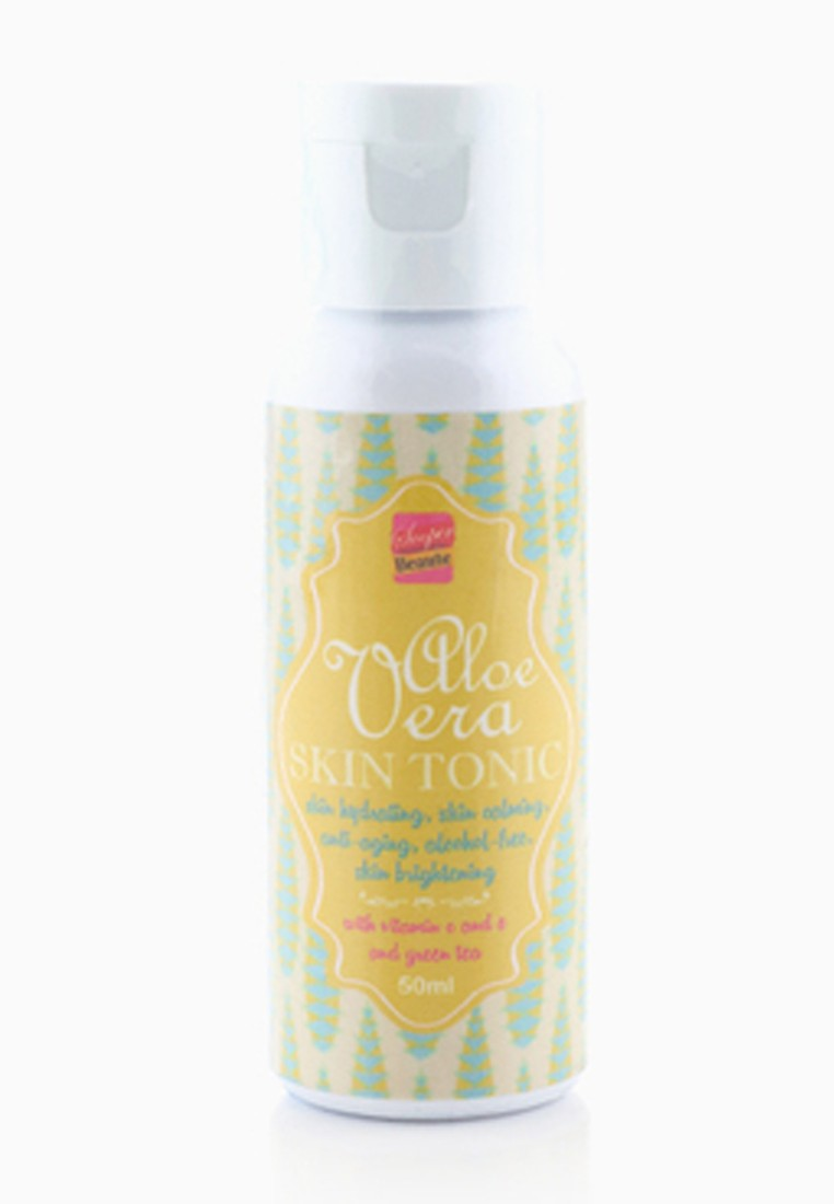 Aloe Vera Skin Tonic 50ml