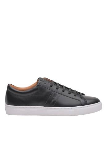 牛皮側邊esprit 鞋壓紋休閒鞋, 鞋, 休閒鞋