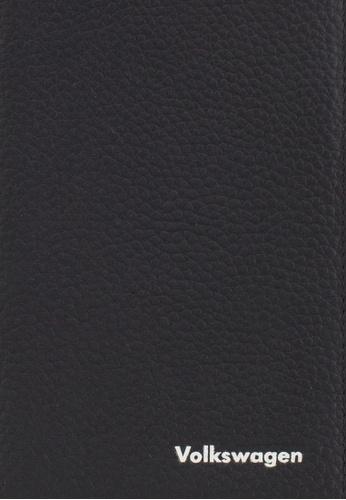 Volkswagen black Volkswagen Bi-Fold Long Wallet VO089AC71GJWMY_1