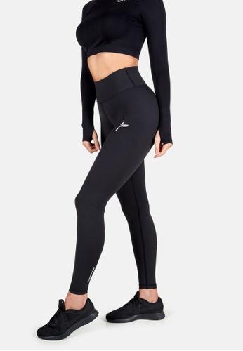 Famme Sportswear black Famme Sportswear Black Essential High Waist Tights 58AF1AA5D5BACBGS_1