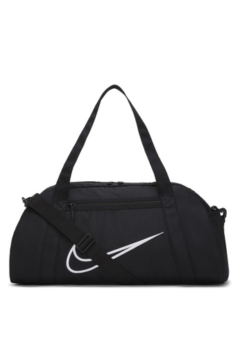 Nike black and grey Gym Club Duffle Bag 8757EACA185746GS_1