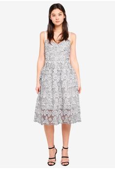 2e45b48584 Dorothy Perkins black Mono Lace Prom Dress CA1D1AA2C60347GS 1