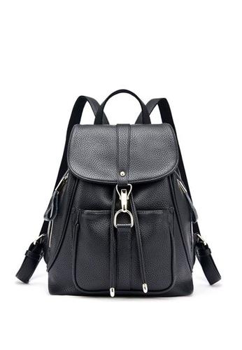 TCWK black Ladies Backpack TC258AC36YILMY_1