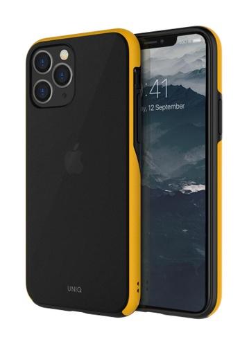 Uniq yellow Uniq Hybrid iPhone 11 Pro (5.8) Vesto Hue - Yellow(Yellow) 74586ESB8BC8FBGS_1
