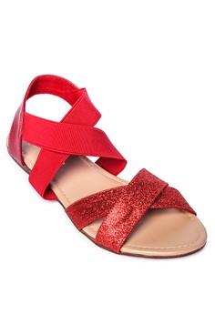 Mandy Garter Sandals