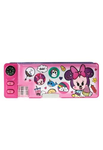 Disney Minnie Disney Minnie Too Cute Magnetic Pencil Case C7A4BKC3030654GS_1