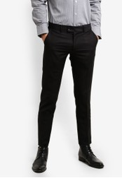 ZALORA black Slim Fit Formal Trousers 89310ZZ565A77FGS_1