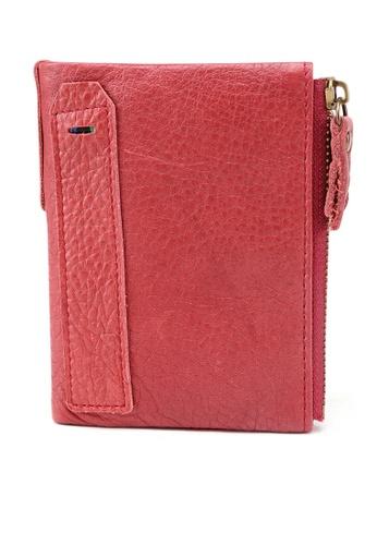 Twenty Eight Shoes Handmade Vintage Leather Wallet 2035 CDAA0AC42D8A6BGS_1