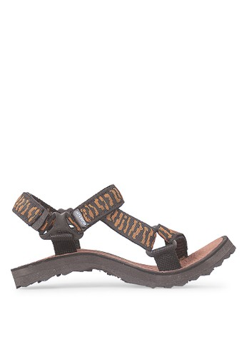 JAVA SEVEN brown JAVA SEVEN Shoes Lunardi 1 Brown Men's Outdoor Sandal & Flip Flops JA154SH41ILMID_1