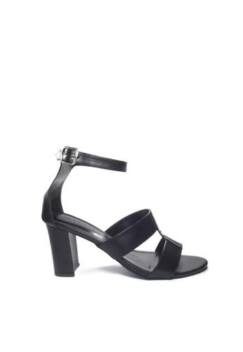 Beauty Shoes black Beauty Shoes 1334 Tania Heels Black 812DCSHE76A029GS_1