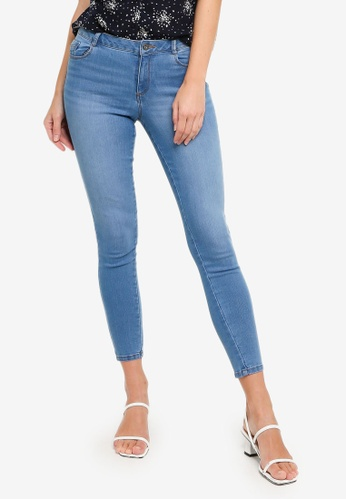 tonight Oblong Quote  Buy Dorothy Perkins Short Light Wash Ellis Skinny Jeans Online | ZALORA  Malaysia