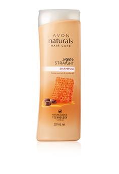 Avon Naturals Super Straight Honey Extract and Jojoba Oil