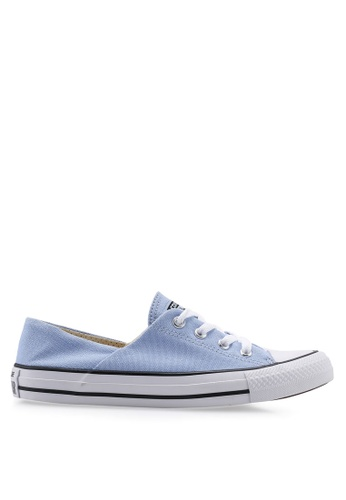 37abf6738eeea5 Converse blue Chuck Taylor All Star Coral Sneakers 6D10ASH0BF2F2CGS_1