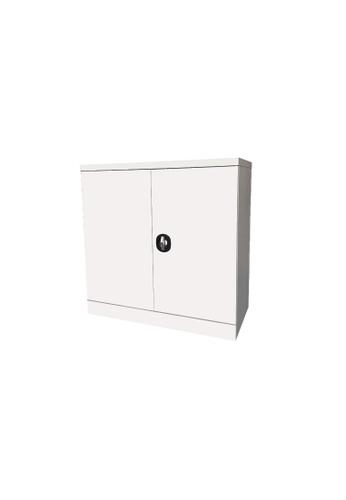 AMERCIS Amercis Half Height Snow Series Steel Cabinet 19B23HL741714AGS_1