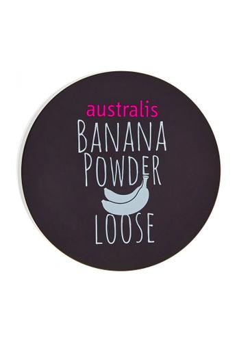 Australis yellow Banana Loose Powder 4D6CCBE04E066CGS_1