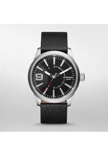 Rasp工葉風腕錶 DZ1esprit outlet 高雄766, 錶類, 時尚型