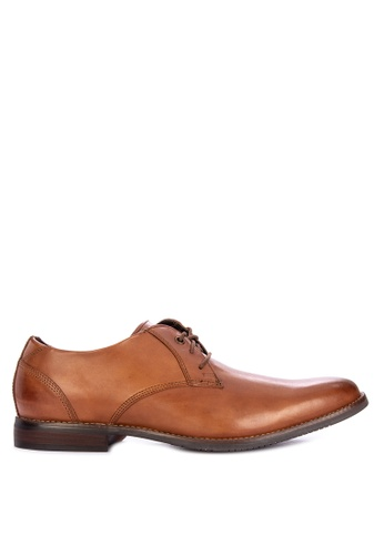 Rockport brown Sp Blucher Formal Shoes 47848SH1B22BB9GS_1