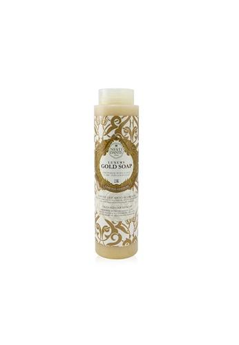 Nesti Dante NESTI DANTE - 60 Anniversary Luxury Gold Soap With Gold Leaf - 23K Gold Liquid Soap (Limited Edition) 300ml/10.2oz F88EABEEEA66F7GS_1