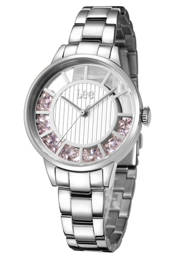 Lee Watches silver Lee Watch Jam Tangan Wanita Lee Stainless Steel F17DSDS-7S LE027AC0VCLEID_1