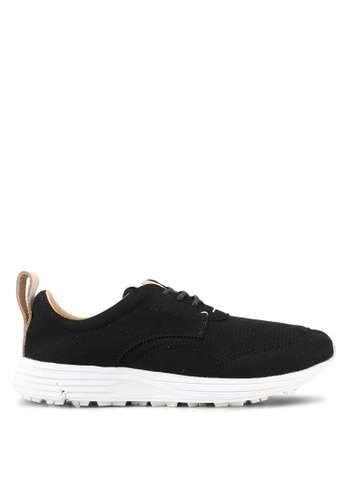 Rawrow black Wax 140 Chamude Sneakers RA312SH0RQM8MY_1