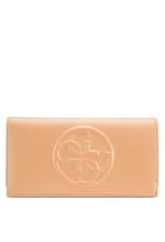 Korry 品牌標誌設計薄型長夾
