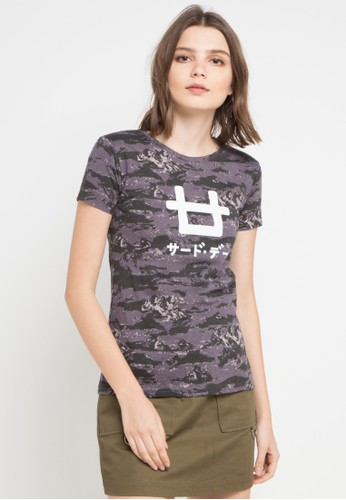 Third Day grey S/S Lds Camo-As Logo 10C93AA700905CGS_1