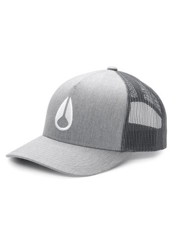 1a6d01de4 Nixon - Iconed Trucker Hat