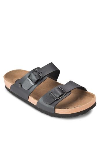 esprit outlet hkKemi 雙寬帶涼鞋, 女鞋, 鞋